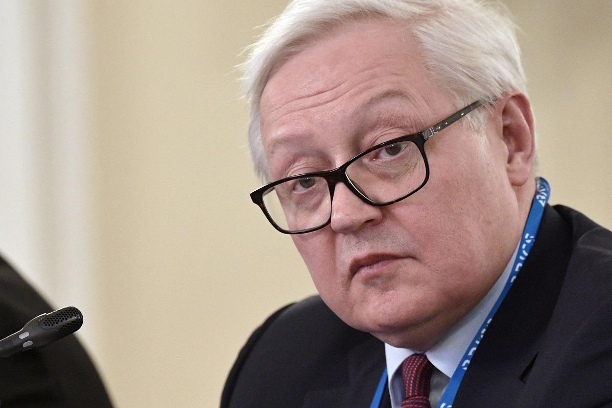 نائب وزير الخارجية الروسية، سيرغي ريابكوف
