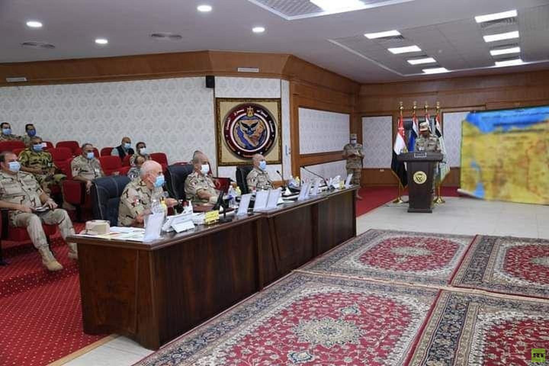 القائد العام للقوات المسلحة المصرية الفريق أول محمد زكي