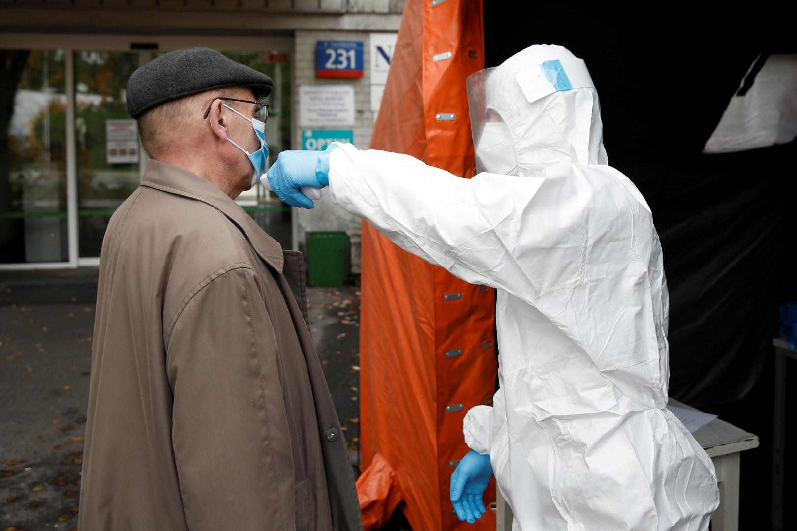 إيطاليا تعلن تسجيل 21994 إصابة جديدة بكورونا و221 وفاة