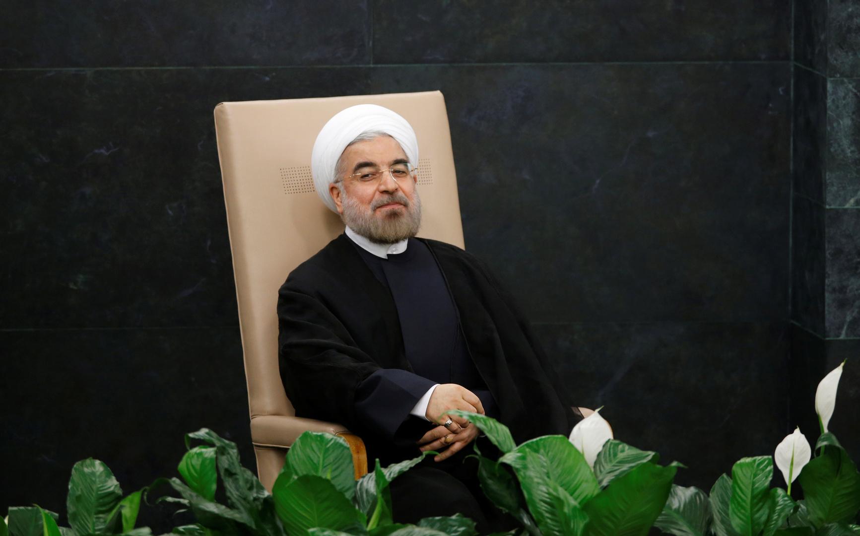روحاني: إيران تجاوزت الاقتصاد النفطي وتعيش اليوم الاقتصاد غير النفطي