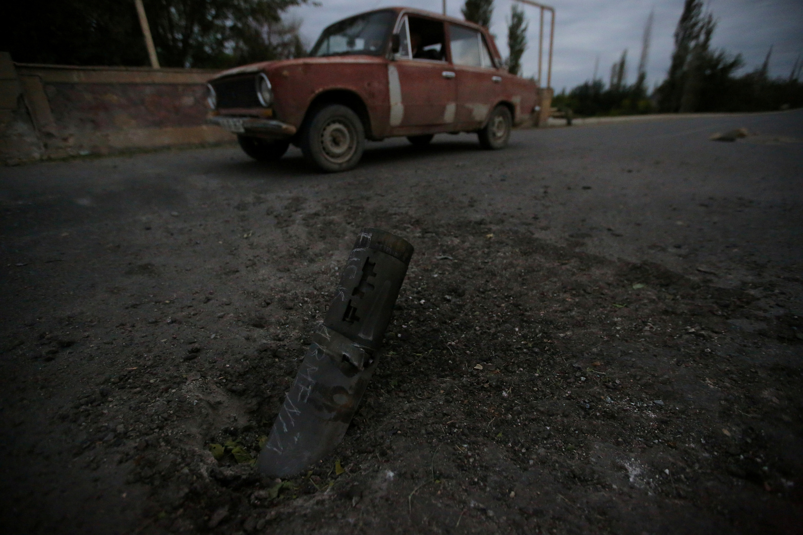 أذربيجان: مقتل 21 مدنيا وإصابة العشرات جراء قصف أرمني لمدينة بردعة