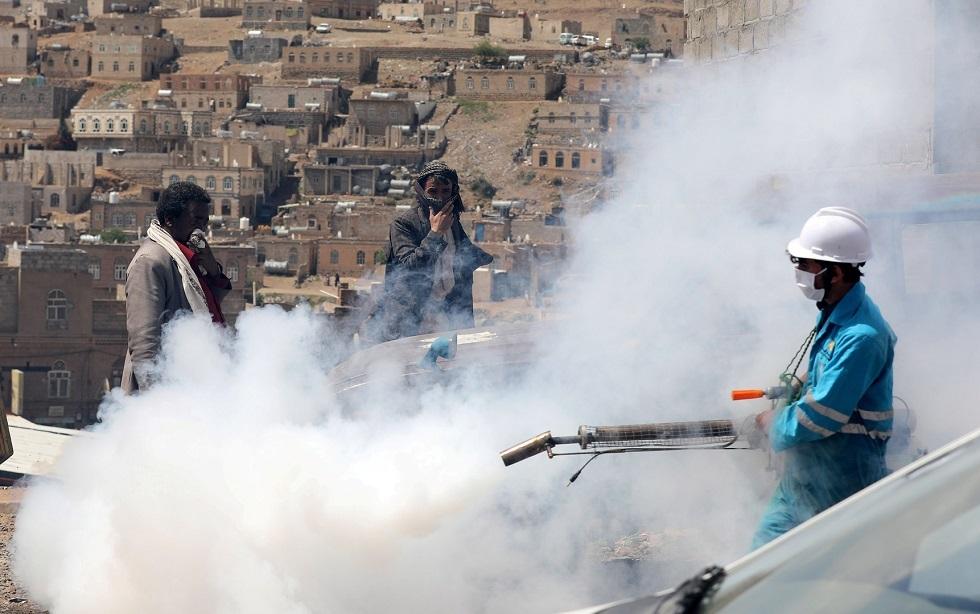صور الأقمار الصناعية لإحصاء القبور تحصي وفيات كورونا في اليمن