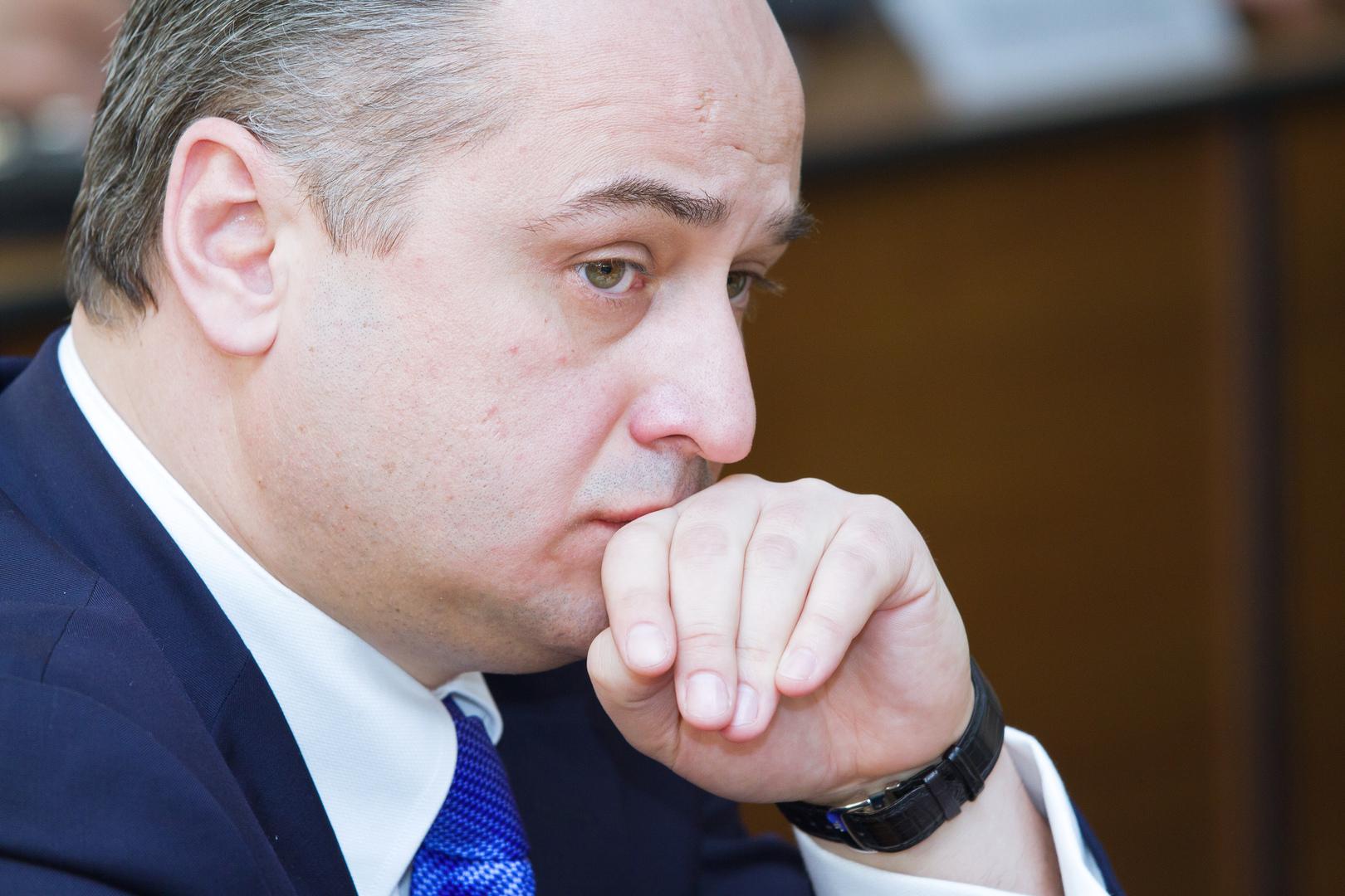 روسيا تطالب الولايات المتحدة بتسليم مسؤول سابق متهم بالفساد