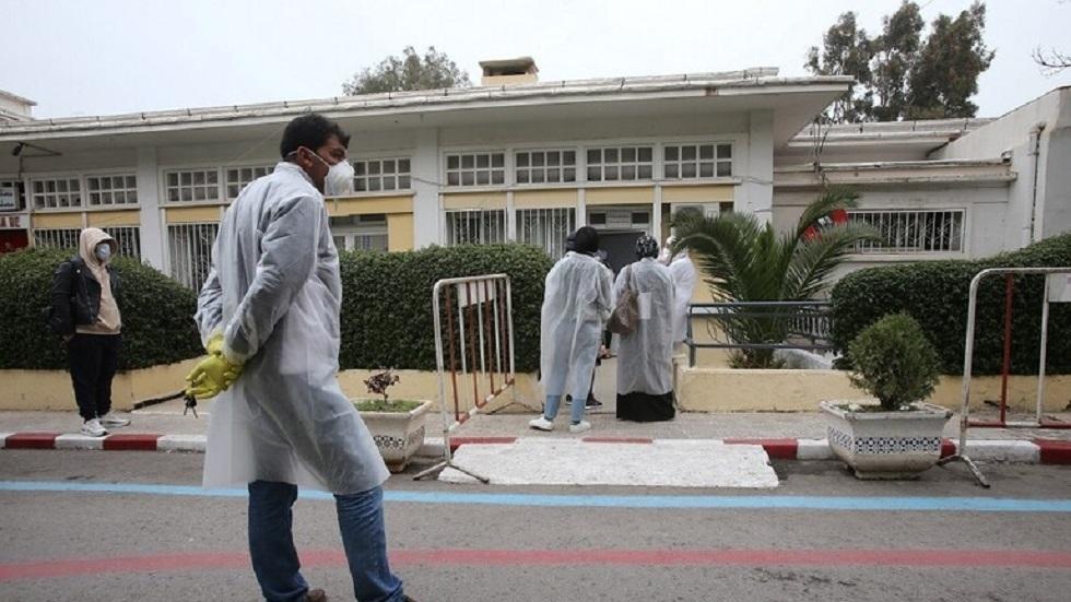 الجزائر تسجل أعلى حصيلة إصابات يومية بكورونا
