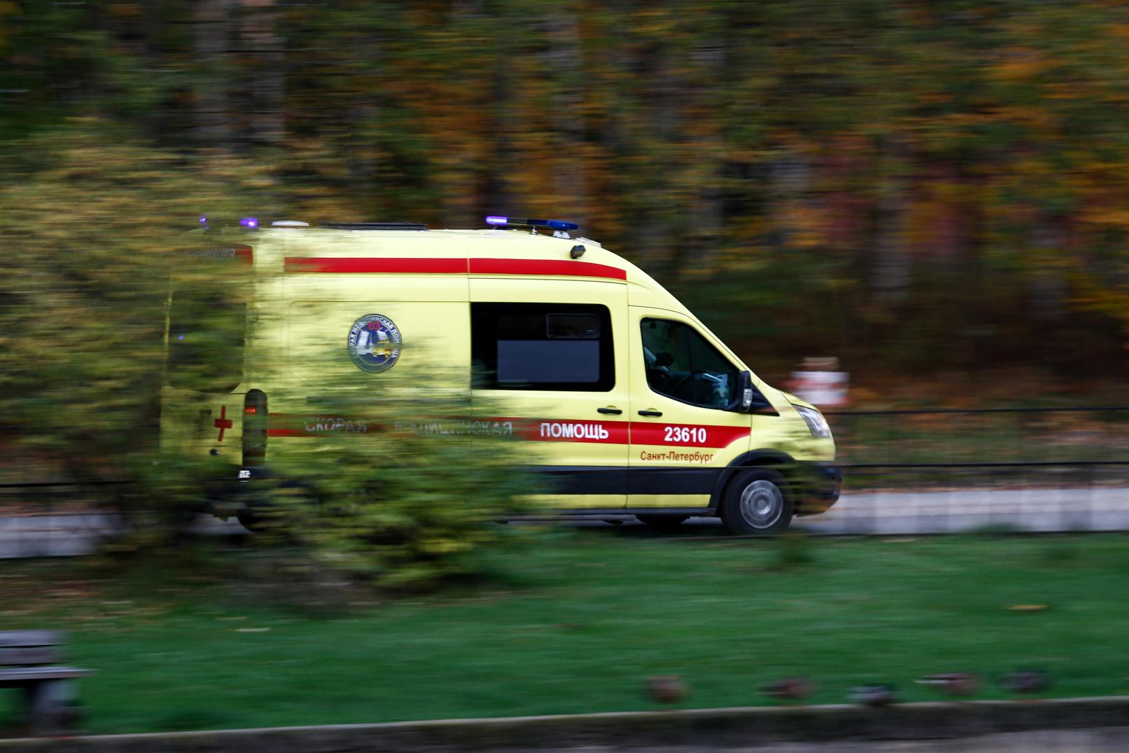 روسيا تسجل أعلى حصيلة وفيات وإصابات يومية بكورونا منذ بداية الجائحة