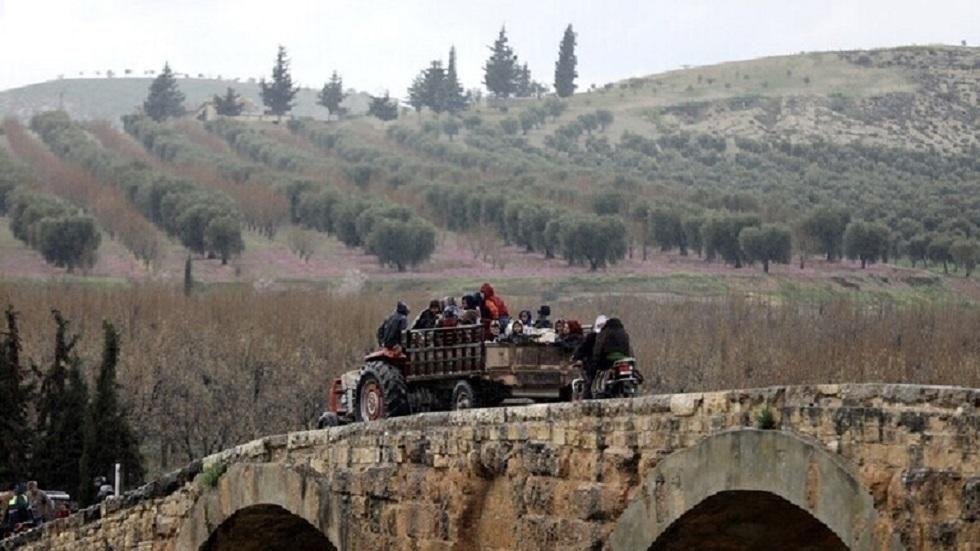 مناطق في شمال سوريا - أرشيف