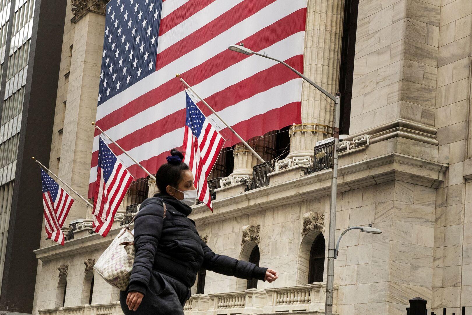 الاقتصاد الأمريكي يحقق نموا قياسيا