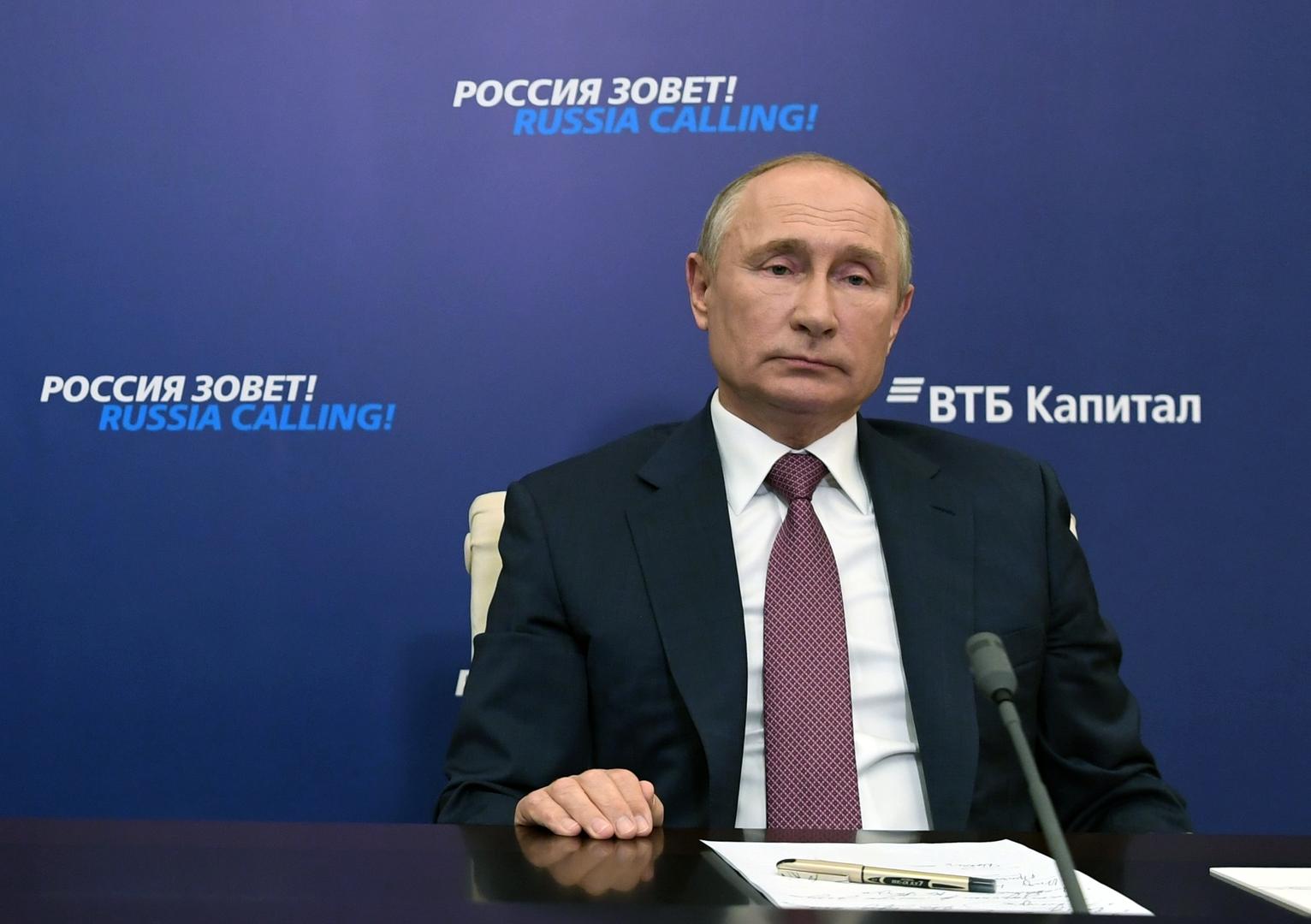 بوتين يعلن عن رؤية موسكو لتسوية النزاع في قره باغ