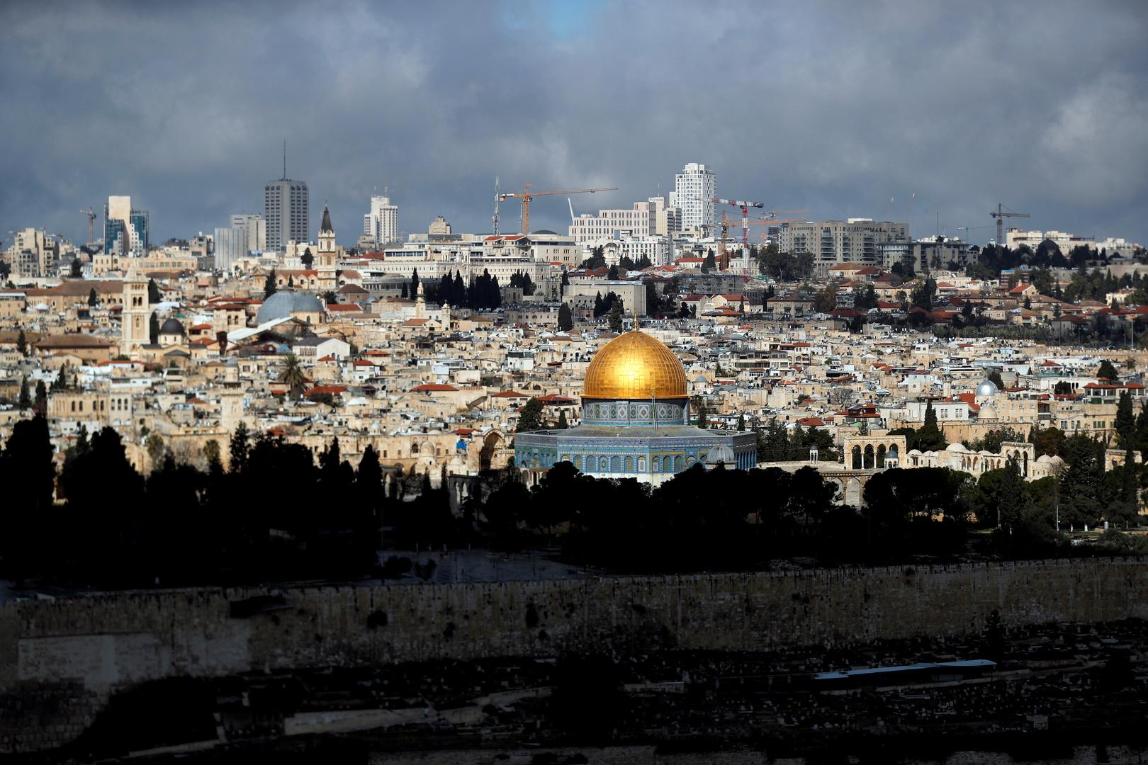 الولايات المتحدة تسمح لمواطنيها المولودين في القدس بوضع