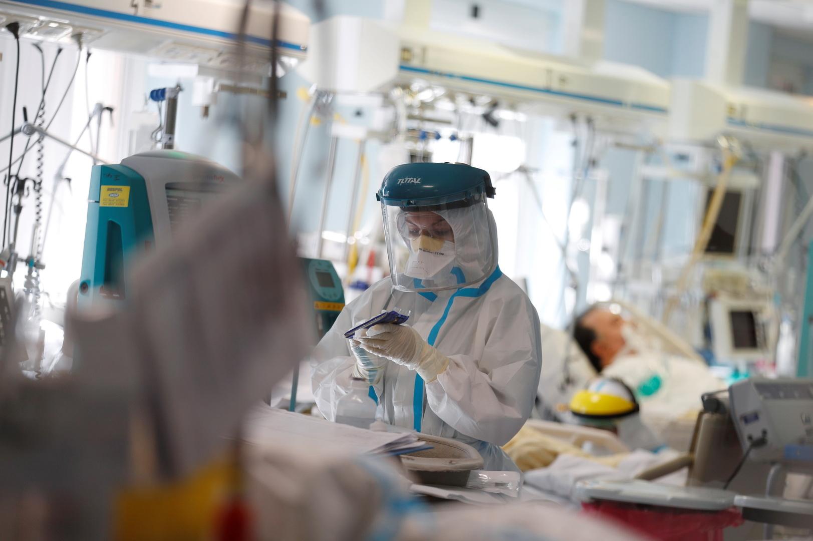إيطاليا تسجل ارتفاعا غير مسبوق للإصابات بكورونا