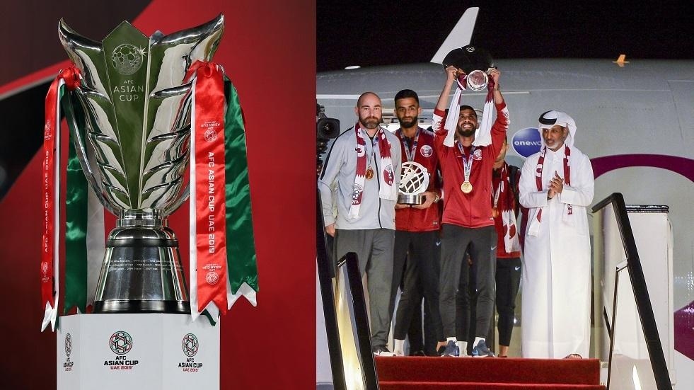 قطر تسلم متطلبات الملف القانوني لاستضافة كأس آسيا 2027