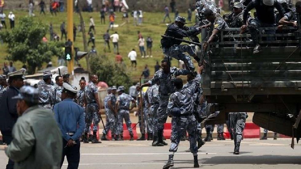 مقتل 27 في اشتباكات بين ولايتين في إثيوبيا