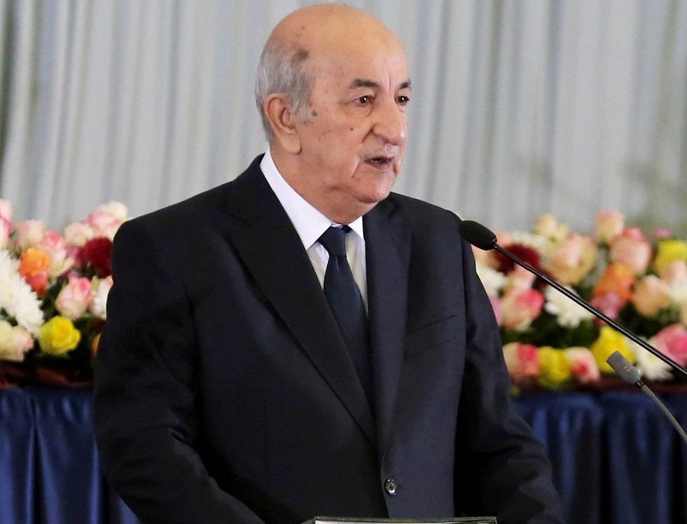 الرئاسة الجزائرية: الوضع الصحي لتبون مطمئن ولا يدعو للقلق