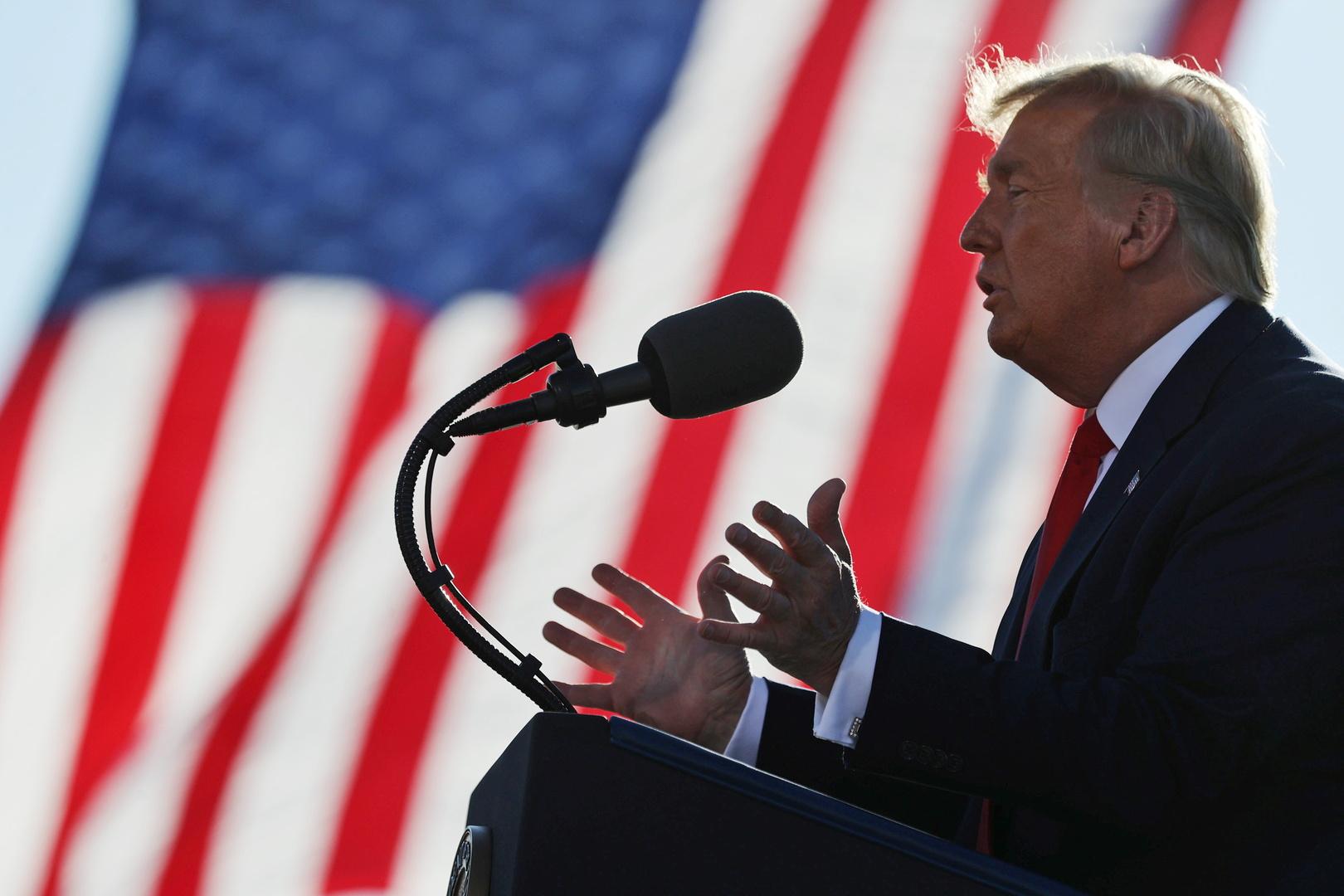 ترامب يعلق على هجوم نيس
