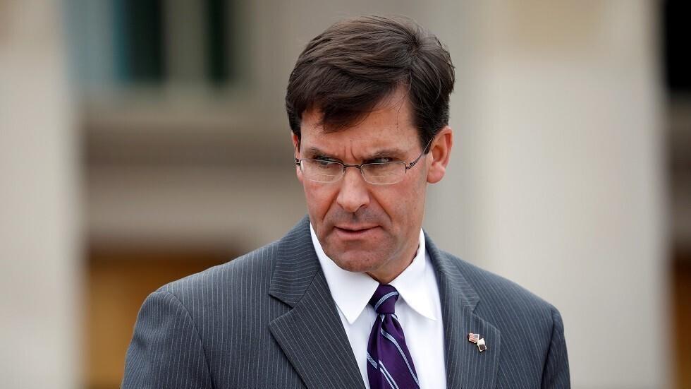 وزير الدفاع الأمريكي يعقد سلسلة اجتماعات في إسرائيل
