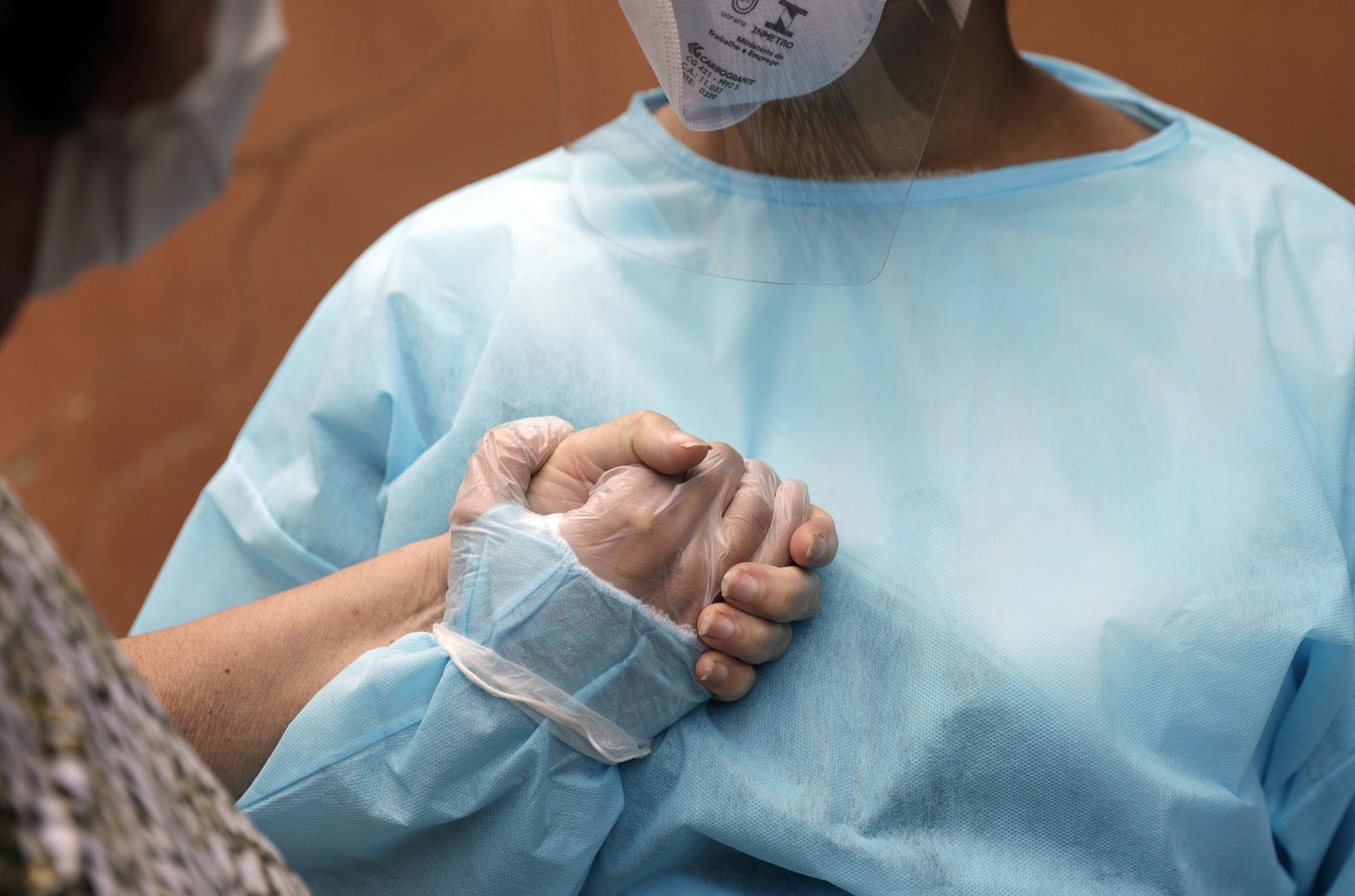 زيادة قياسية في إصابات كورونا عالميا تجاوزت نصف مليون في يوم واحد