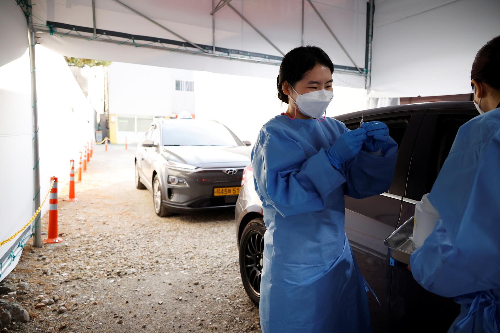 كوريا الجنوبية قلقة من زيادة انتشار كورونا بسبب