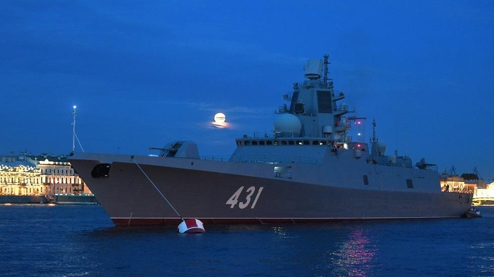 روسيا تزود سفنها الحربية بأسلحة فتاكة مضادة للغواصات