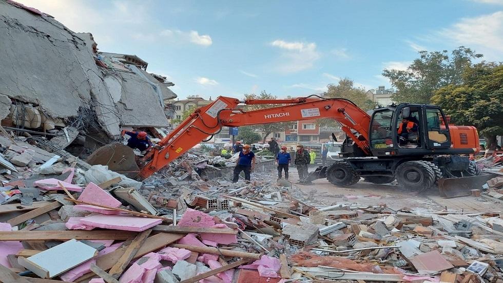 الأردن يعزي تركيا بضحايا زلزال إزمير