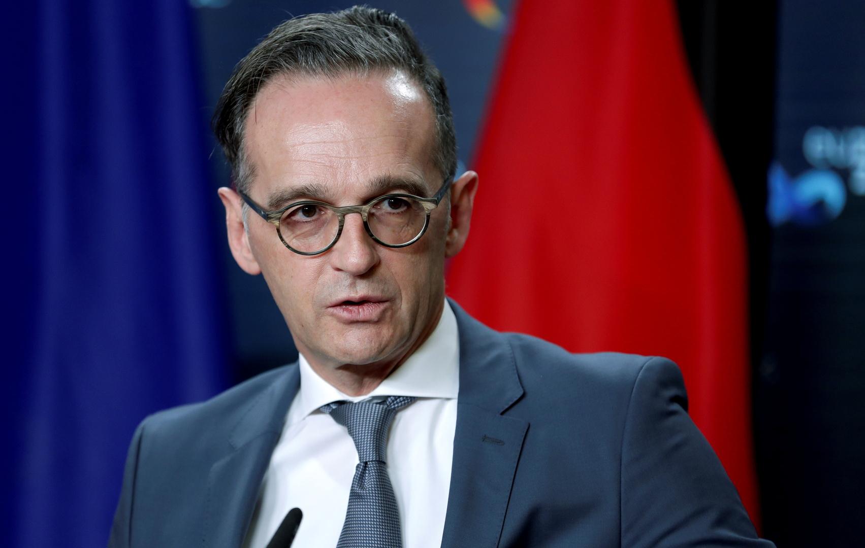 ماس: الاتحاد الأوروبي والناتو على استعداد لمساعدة تركيا واليونان