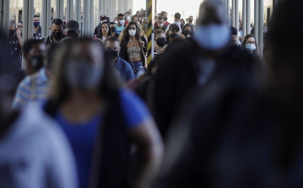البرازيل.. 508 حالات وفاة وأكثر من 22 ألف إصابة جديدة بكورونا