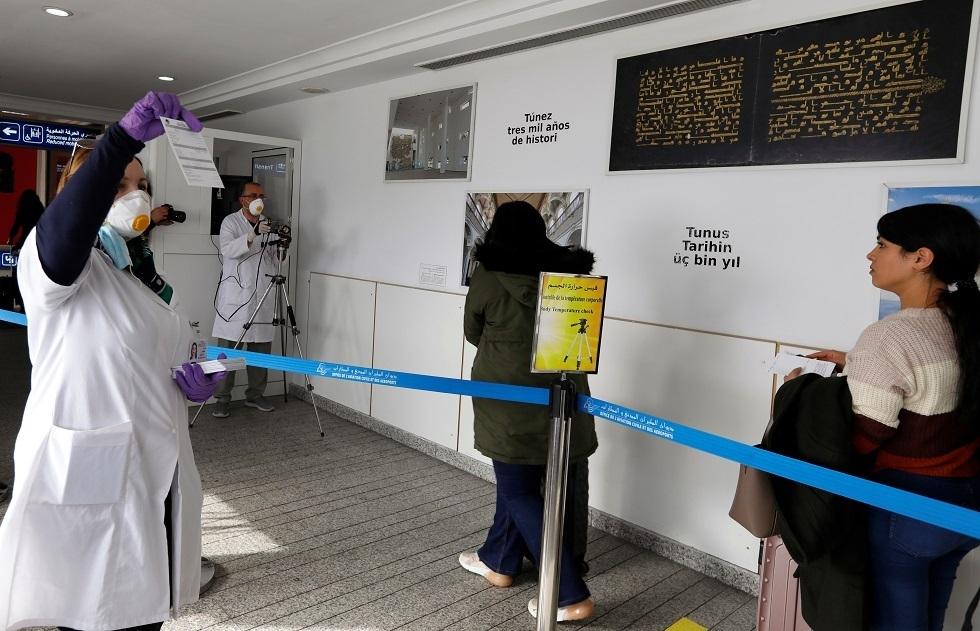 تونس.. 100 حالة وفاة و3751 إصابة جديدة بفيروس كورونا
