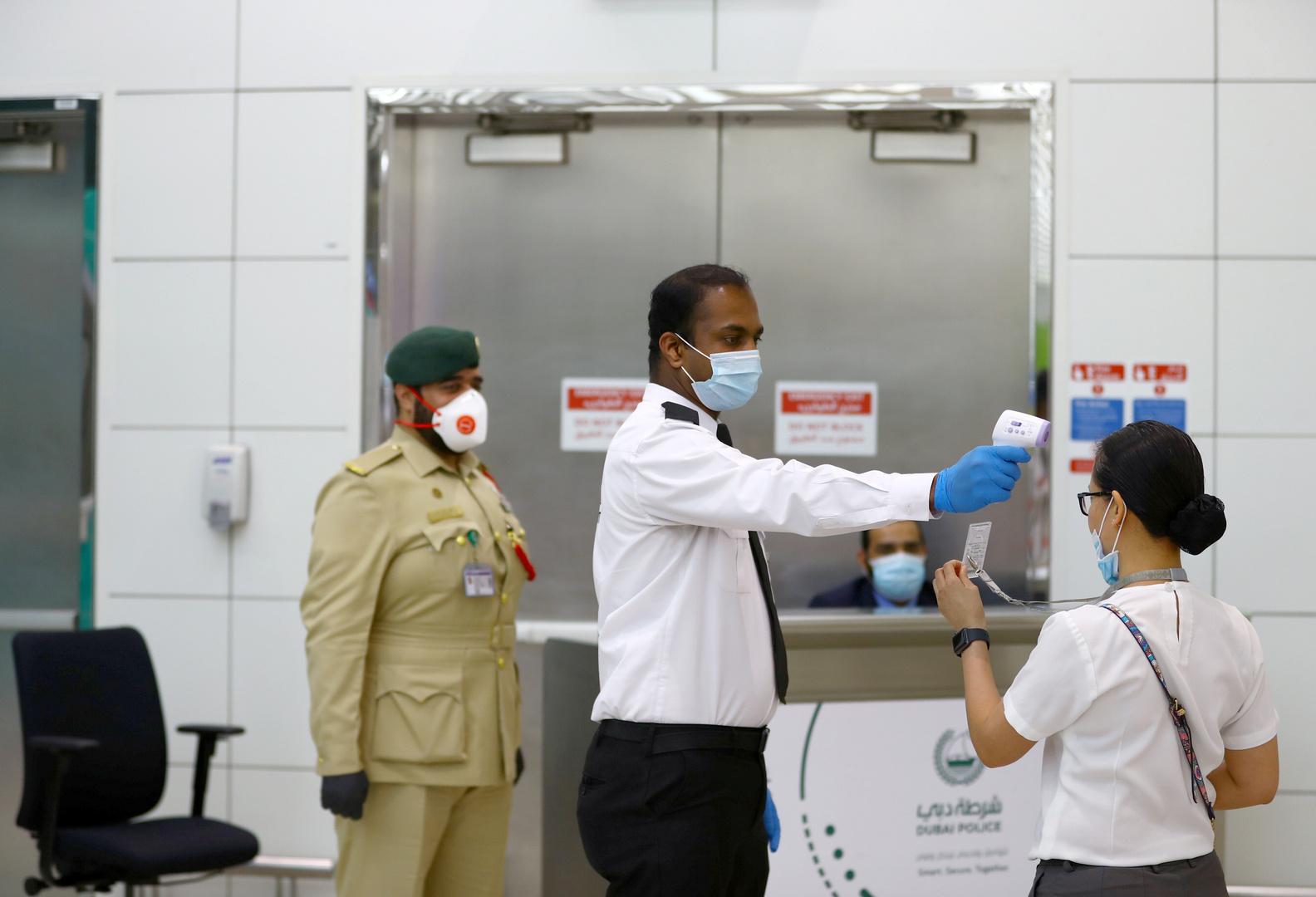 الإمارات تشكل لجنة وطنية لإدارة مرحلة التعافي من جائحة كورونا