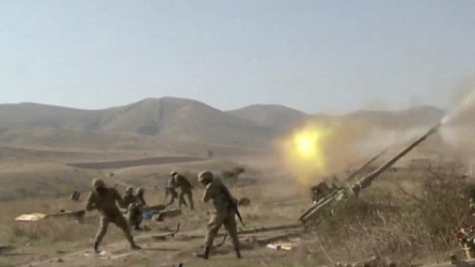 علييف يعلن السيطرة على 5 مناطق بمحيط قره باغ وباشينيان يتهم باكو بخرق اتفاقية جنيف