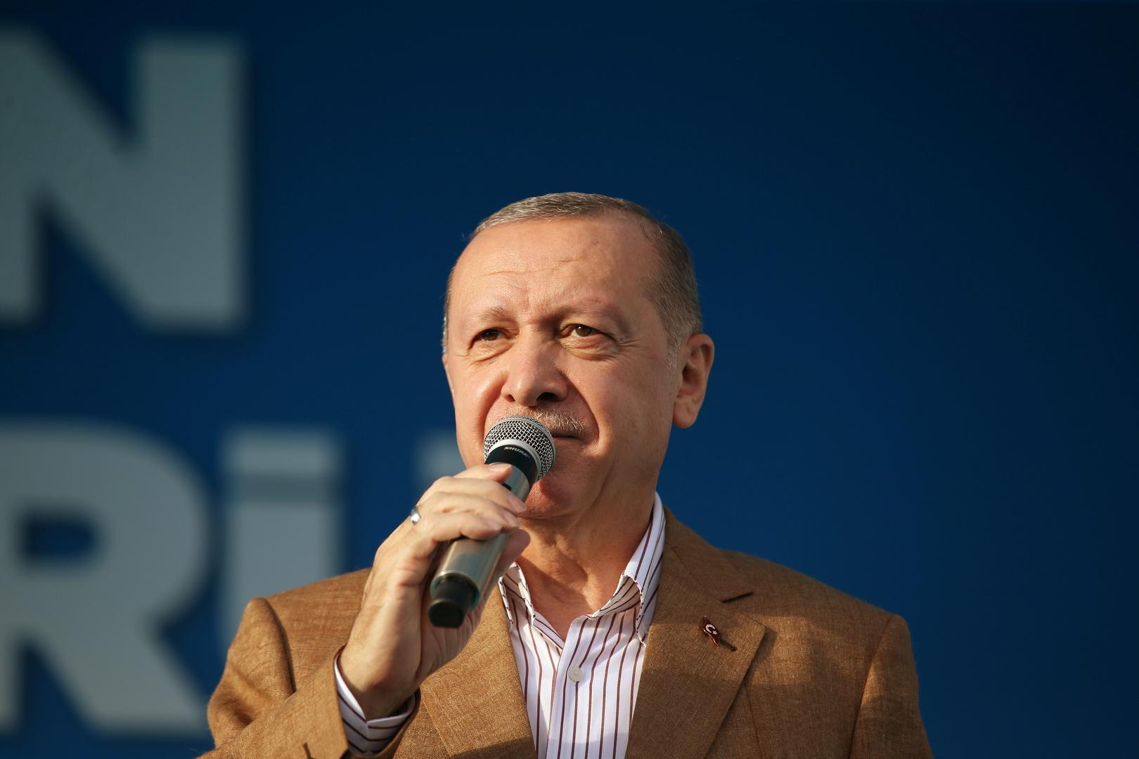 أردوغان يشكر السعودية وإسرائيل