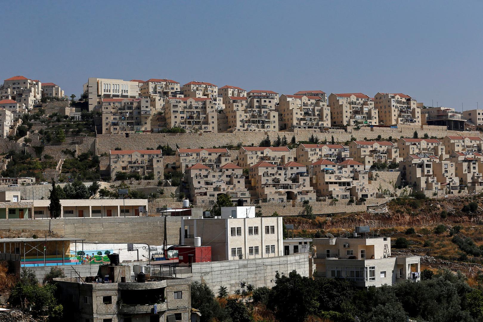 إسرائيل تشكل هيئة مراقبين بالضفة الغربية