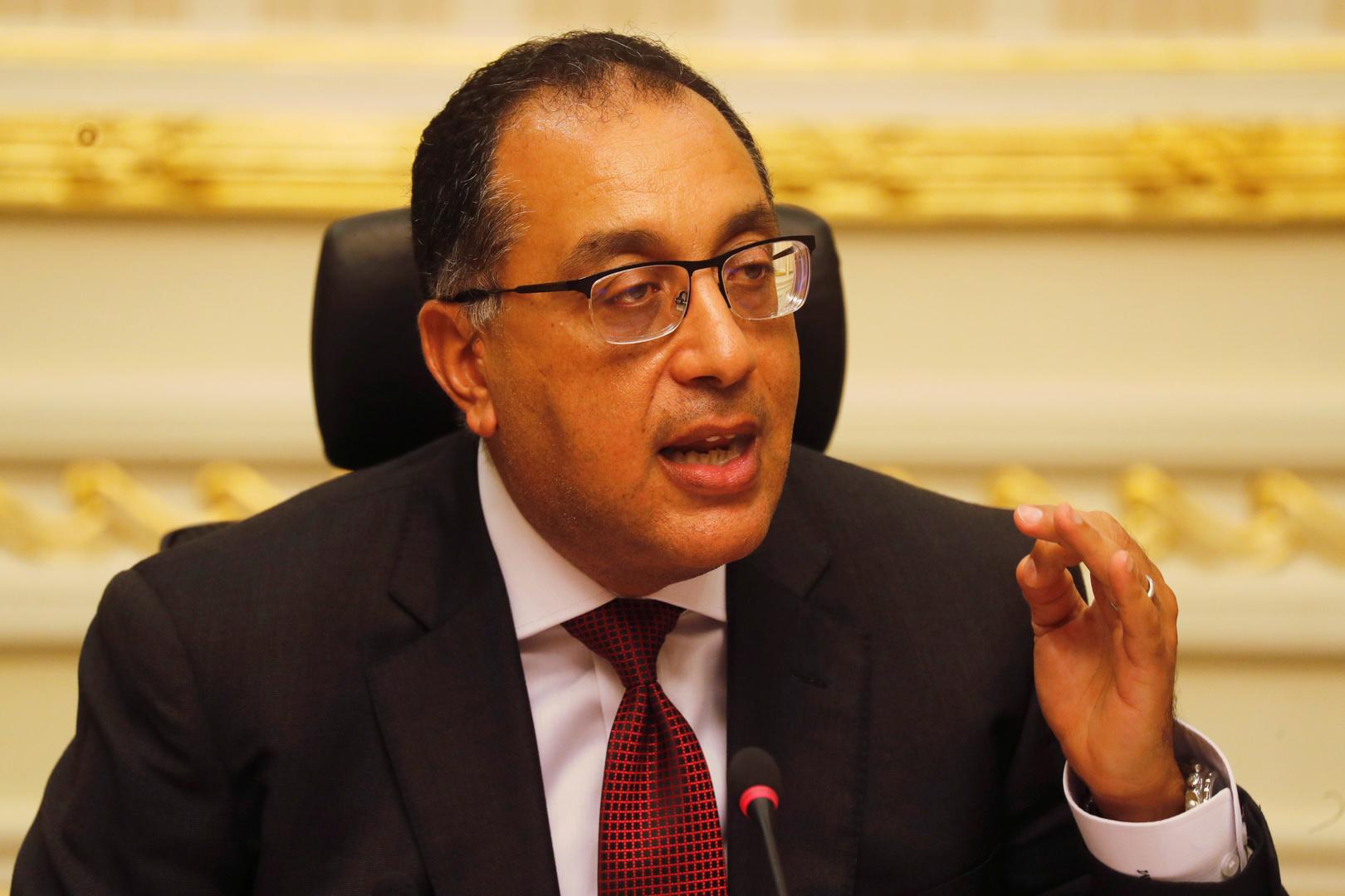 رئيس الوزراء المصري، مصطفى مدبولي
