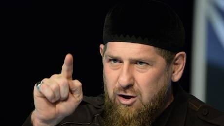"""الرئيس الشيشاني يدين مقتل معلم في فرنسا ويحذر من """"استفزاز المسلمين"""""""