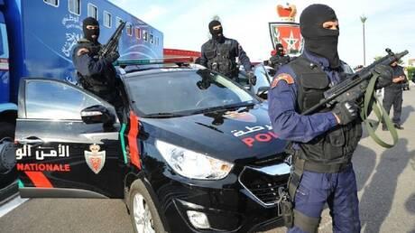 """المغرب.. إيقاف شاب رفع راية """"داعش"""" على بناية"""