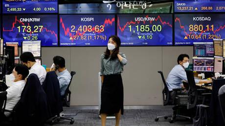اقتصاد كوريا الجنوبية يعاود النمو