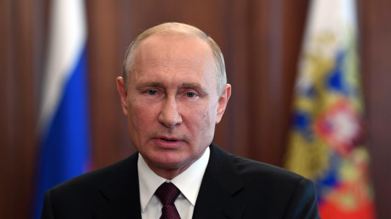 بوتين: هجوم نيس جريمة وقحة ونشارك الفرنسيين حزنهم وغضبهم