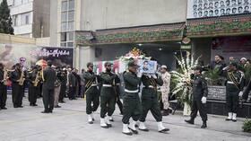 الحرس الثوري الإيراني يعلن التعرف على هوية 7 من قتلاه في سوريا