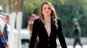 الملكة رانيا معلقة على جريمة الزرقاء كيف نعيد لك ما انتزعه المجرمون Rt Arabic
