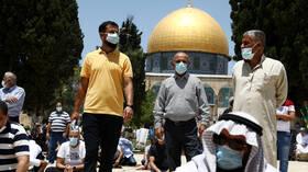 إعادة فتح أبواب المسجد الأقصى أمام المصلين