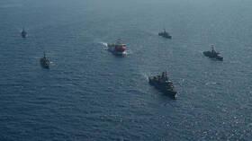تركيا تستفز اليونان بإجراء في بحر إيجه