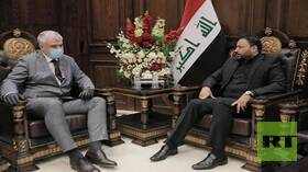 "Deputy Speaker of the Iraqi Parliament calls on Russia to provide loans to implement ""strategic projects"" 5f91b5b54c59b714bd00f193"