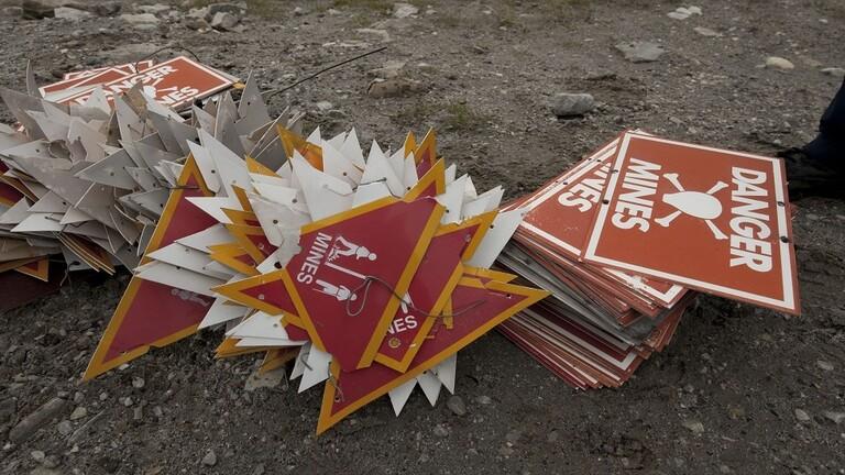فوكلاند خالية الألغام عاما الحرب 5faad47c4c59b729e905020e.jpg