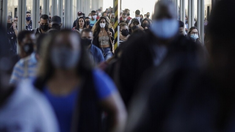 البرازيل تسجل 407 وفيات ونحو 19 ألف إصابة جديدة بفيروس كورونا