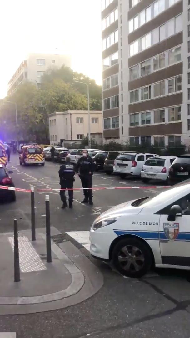 مصادر أمنية فرنسية تستبعد أن تكون عملية إطلاق النار على القس في ليون عملا إرهابيا