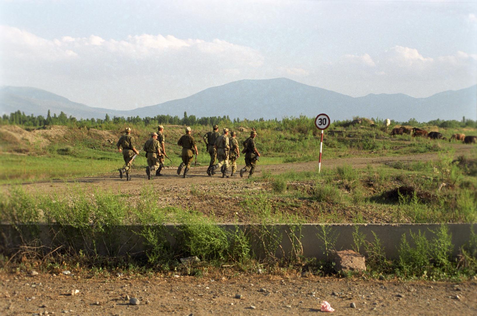 روسيا تنفي مقتل عناصر من حرسها الحدودي في أرمينيا بضربات أذربيجانية