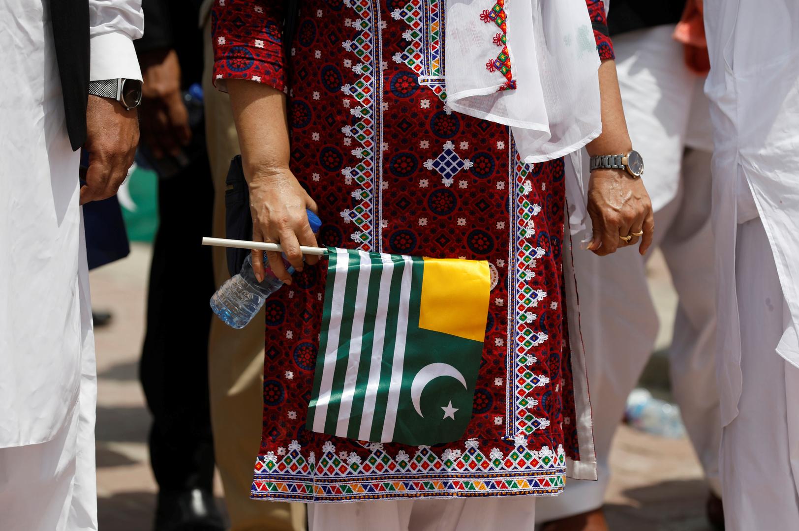باكستان تريد منح جزء من كشمير وضعا إقليميا مؤقتا والهند تبدي رفضها