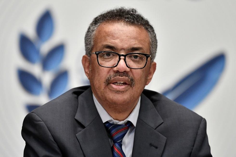 مدير عام منظمة الصحة العالمية يعزل نفسه بسبب كورونا