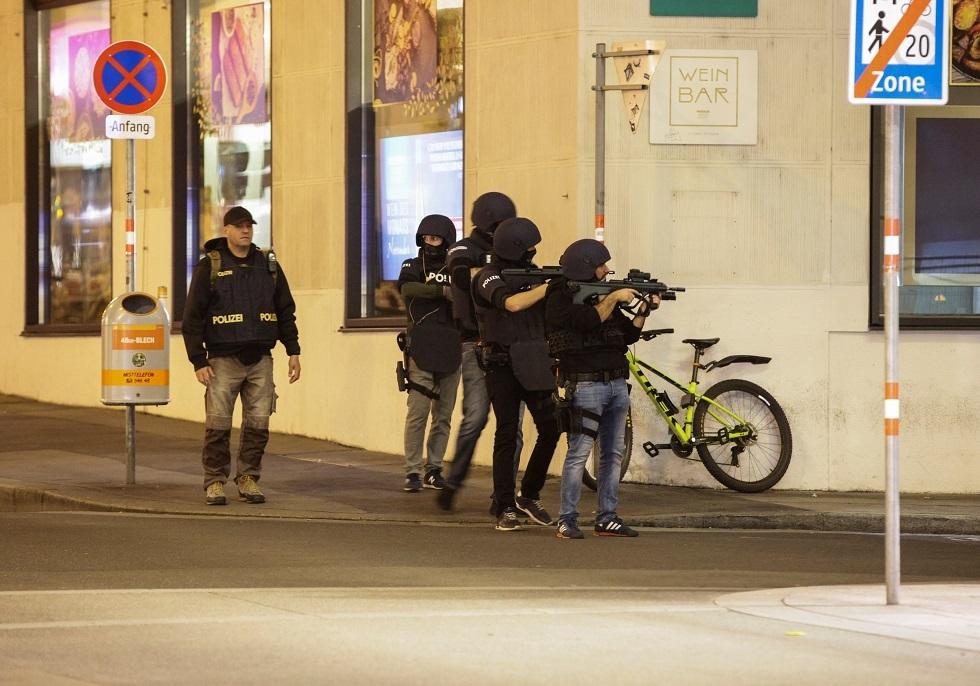 النمسا.. رئيس مستشفيات مدينة فيينا يؤكد إصابة 15 شخصا في الهجوم المسلح