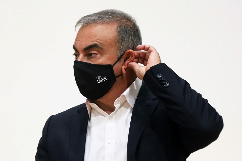 رجل الأعمال كارلوس غصن