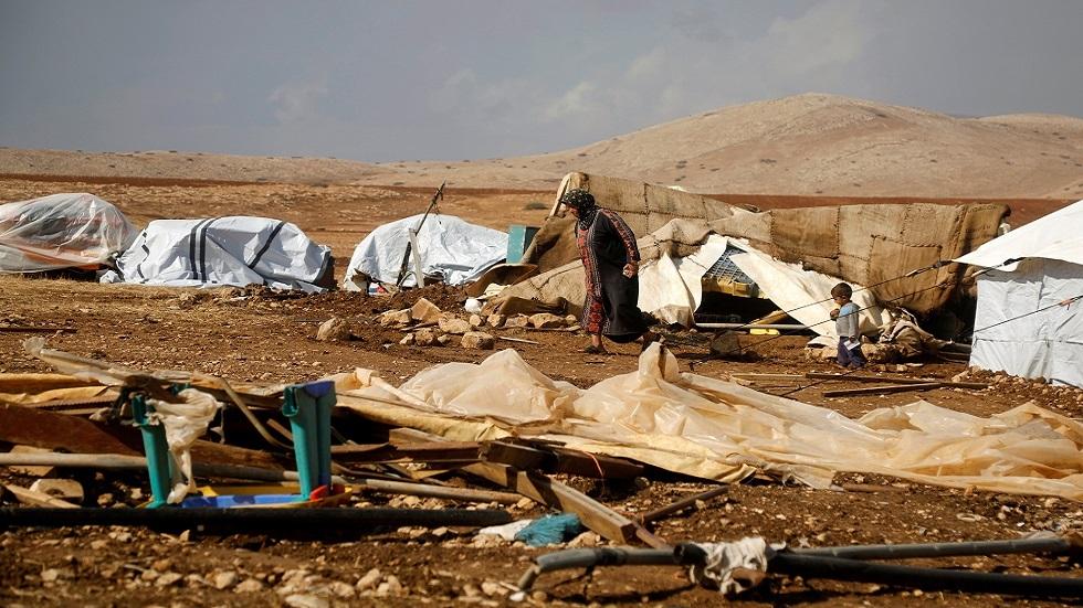 الاتحاد الأوروبي يندد بهدم إسرائيل منازل فلسطينية