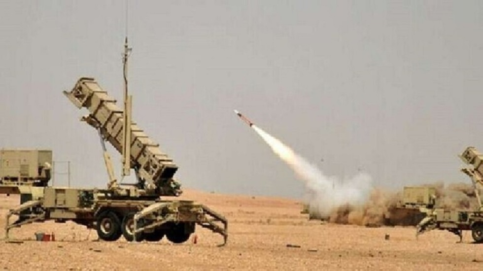 قوات الدفاع الأرضي التابعة للتحالف العربي - أرشيف